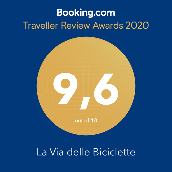 Booking.com - Guest Review Award 2020